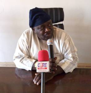 Mr Samson Ada - Permanent Secretary, Ministry of Education