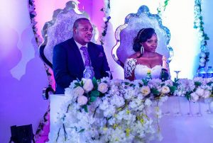Mr. and Mrs. David Darius Ishaku
