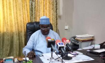 Mr. Bala Dan Abu, Senior Special Assistant to the Governor on Media and Publicity