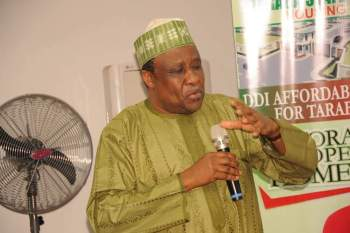 MD, Northeast Dev. Commission, Mohammed Goni Alkali