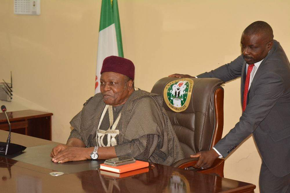 Labour Leaders Commend Governor Ishaku for Labour Friendly Policies