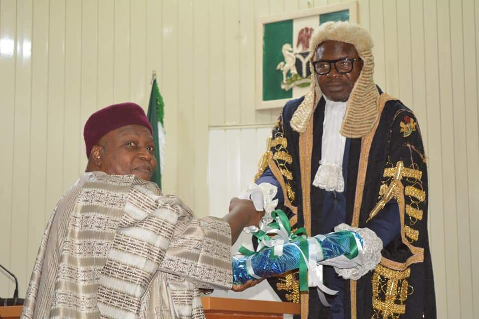Budget Signing: A Sponsored Paper Publication to Tarnish Gov. Ishaku's Good Intentions