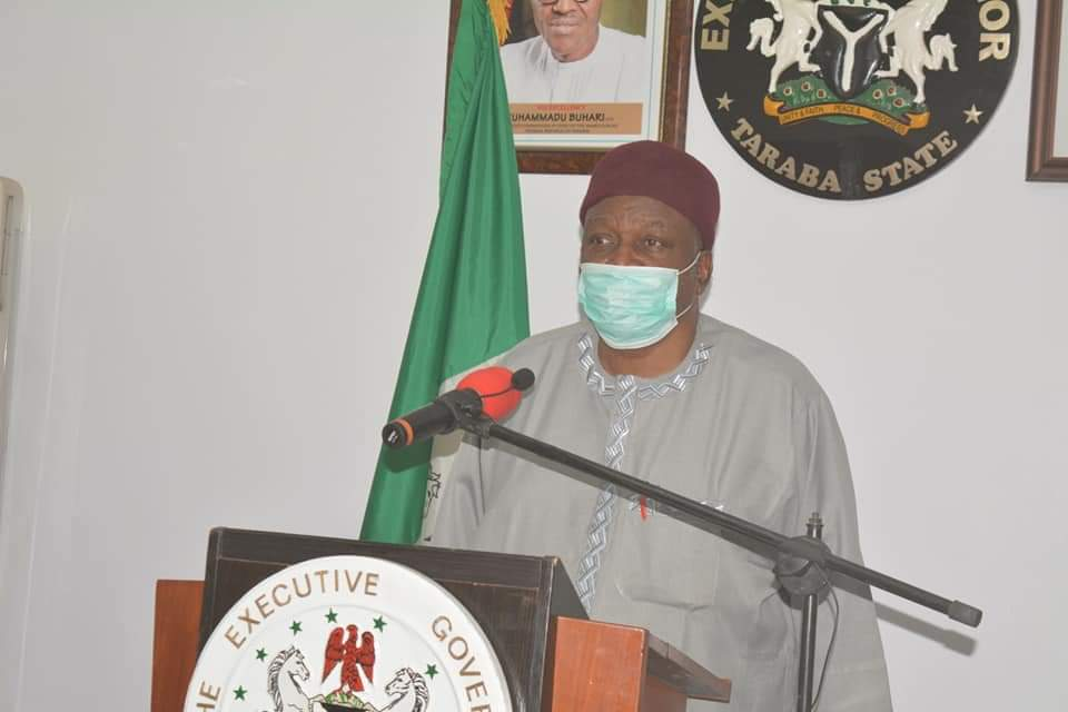 COVID-19: Taraba Eases Lockdown; Direct Worship Centres to Reopen