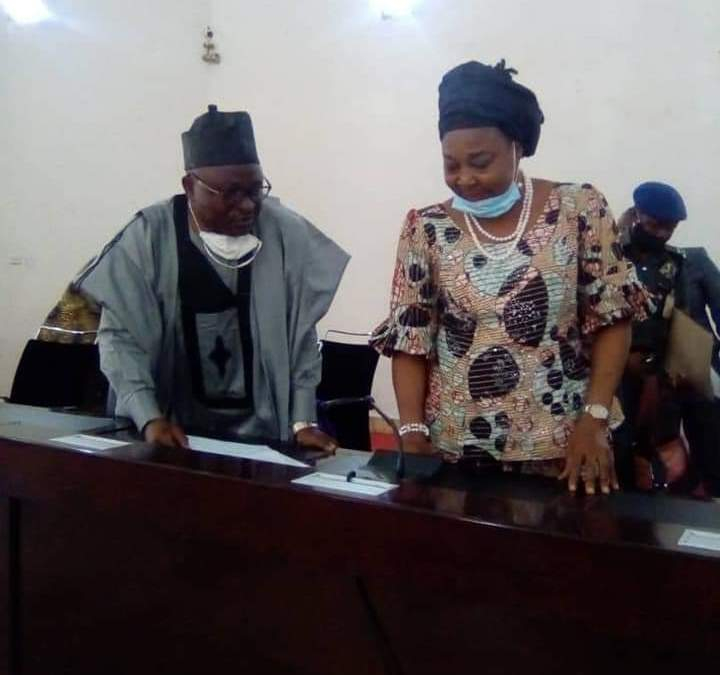 Taraba Education Sector Gets Free e-Learning Portal from Governor's Wife