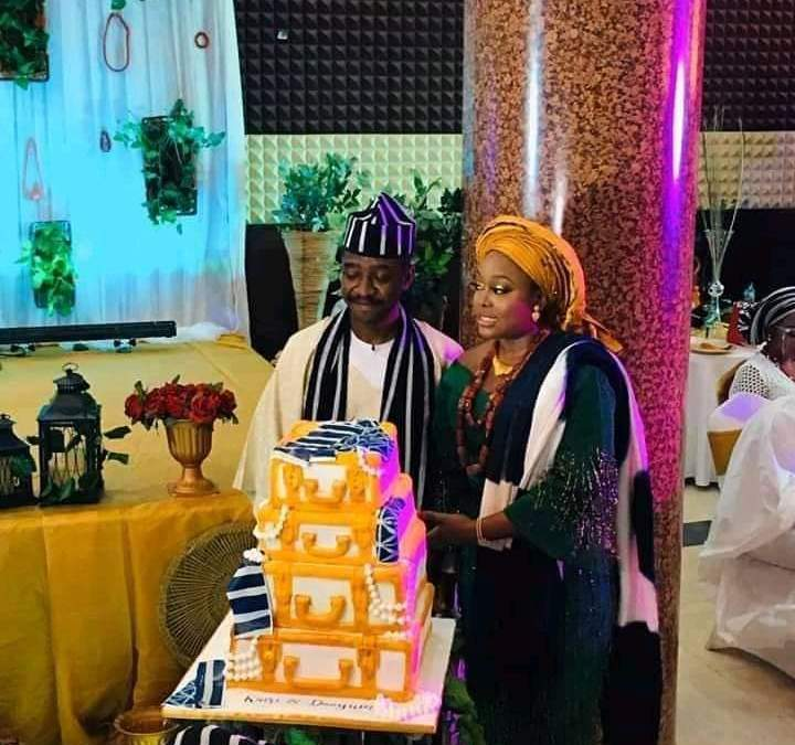 Photo Speaks: Traditional Marriage of Kairi Darius Ishaku and Dooyum Held on 8th August 2020