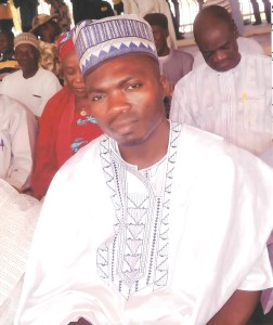 The Commissioner, Culture and Tourism, Hon. Joseph Obadiah Aasseh