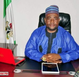Commissioner for Budget and Planning, Hon. Solomon Elisha.