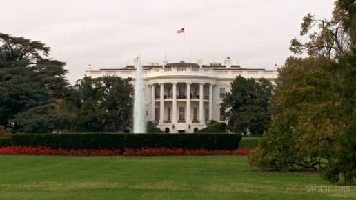 The White House (South Lawn)