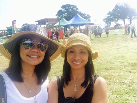 After 7 seven years, spent great time with my sister. :)