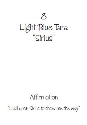 Light Blue Tara
