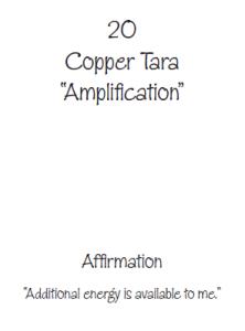 Copper Tara
