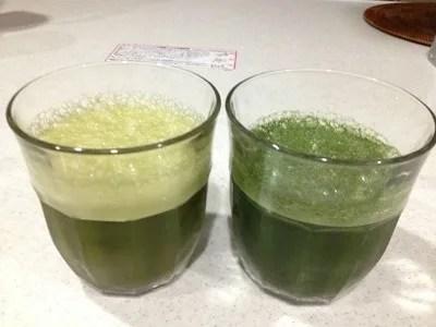 【青汁比較】アイハーブ酵素が活きてるグリーンマグマとORACエナジーグリーン