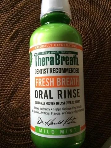 iherb TheraBreathマウスウォッシュ 揮発性硫黄化合物を分解して強力口臭予防