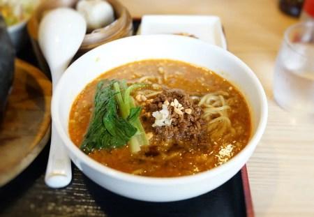 たんめん屋 安武店 安くて濃厚で美味しい担々麺!