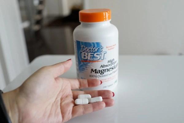 やっぱり頭痛の原因はマグネシウム不足でした