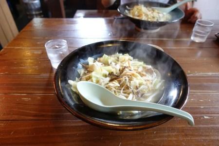 峰松本家 本店 名物どんめんを食べてきました!