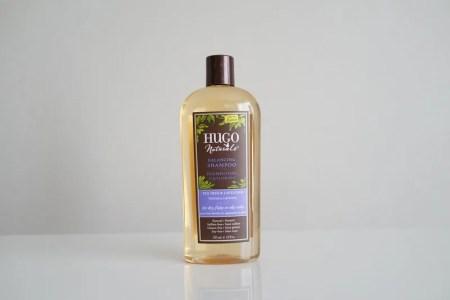 【フケ・痒み】Hugo Naturals バランシングシャンプー ティーツリー & ラベンダー