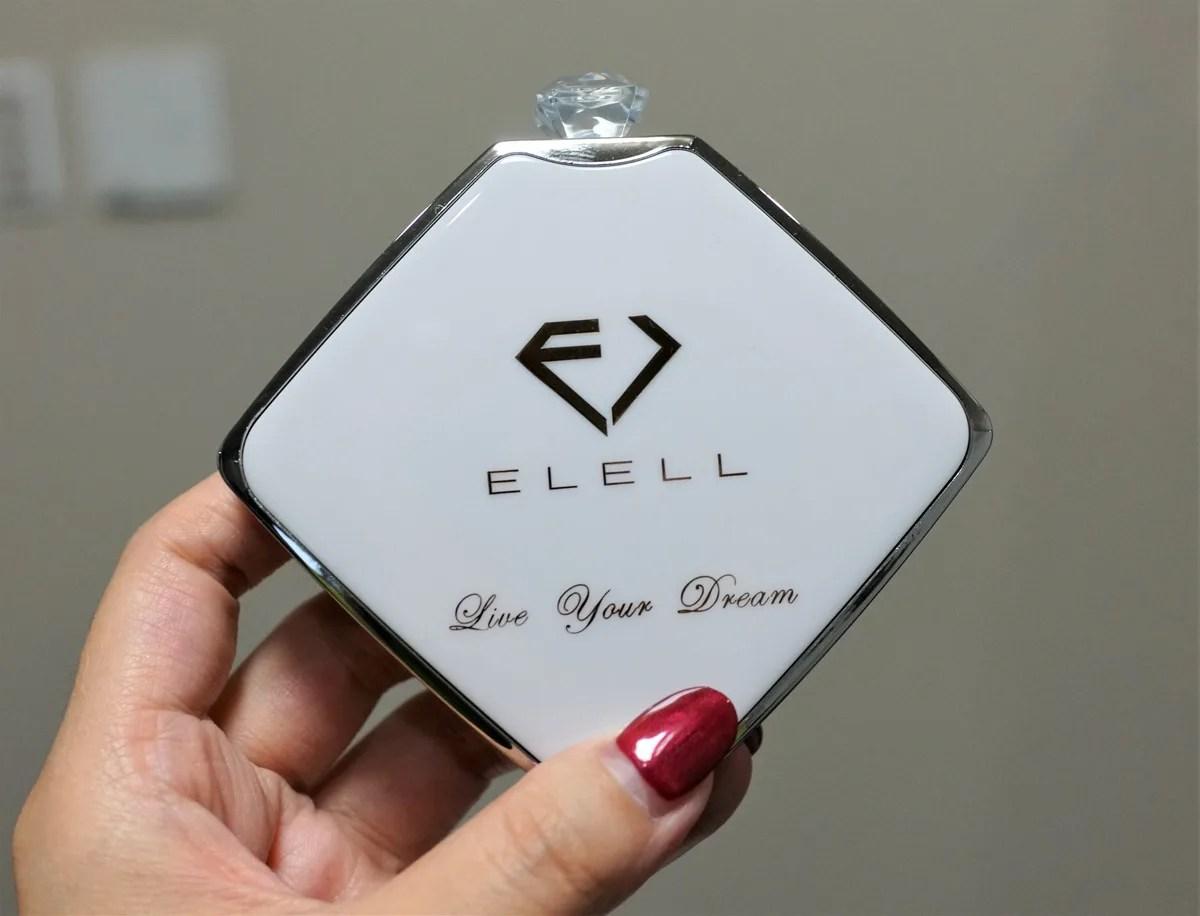 Bluetooth接続でカメラのシャッターが切れる5000mAhのオシャレなELELL E-1 モバイルバッテリー