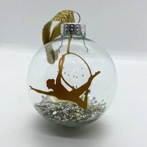 aerialist ornament lyra