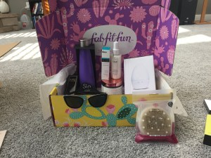 fabfitfun subscription box spring 2019