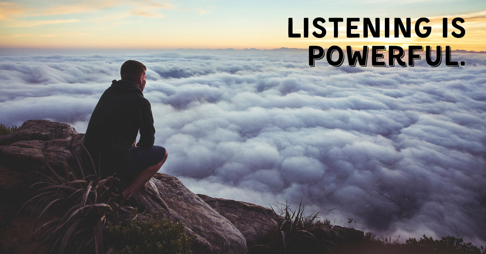 Listening is powerful: why great marketers are great listeners