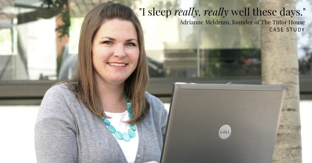 Adrianne Meldrum, Quiet Power Strategy alumna