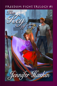 key of f book cover