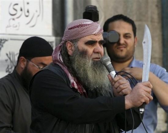Salafi with a Sword