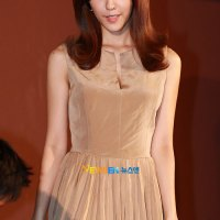 Hyomin at Gisaeng Ryung press conference