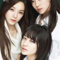 Eunjung & Jiyeon model for Love Song