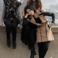 Photos des T-Ara à Paris