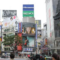 Jewelry Box Shibuya billboard