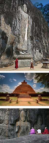buddhist pilgrimage sri lanka