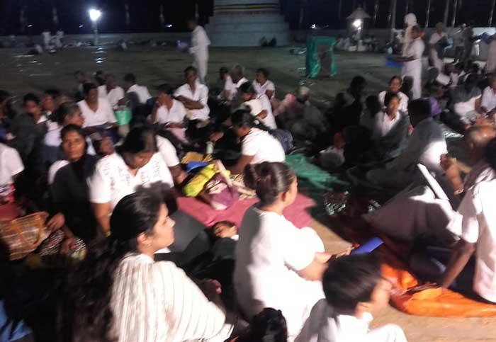 Medicine Buddha Puja Anuradapura