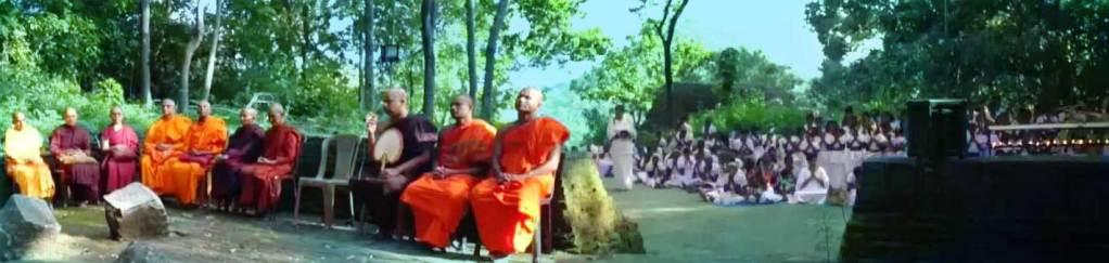 nuns and monks Reswehera