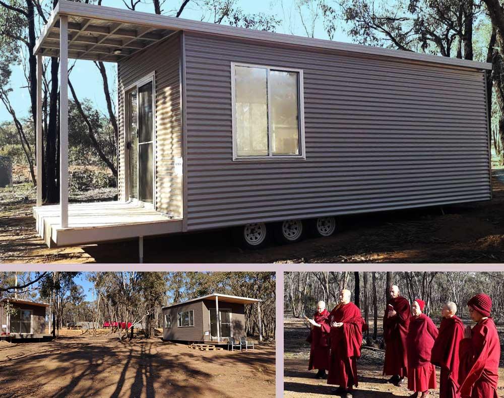 Machig Labron Nunnery Cabins