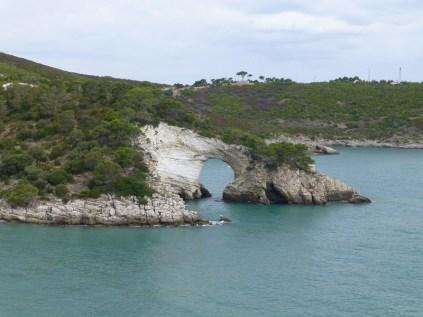 Arc de la Baia delle Zagare