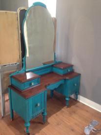 Vanity for salon