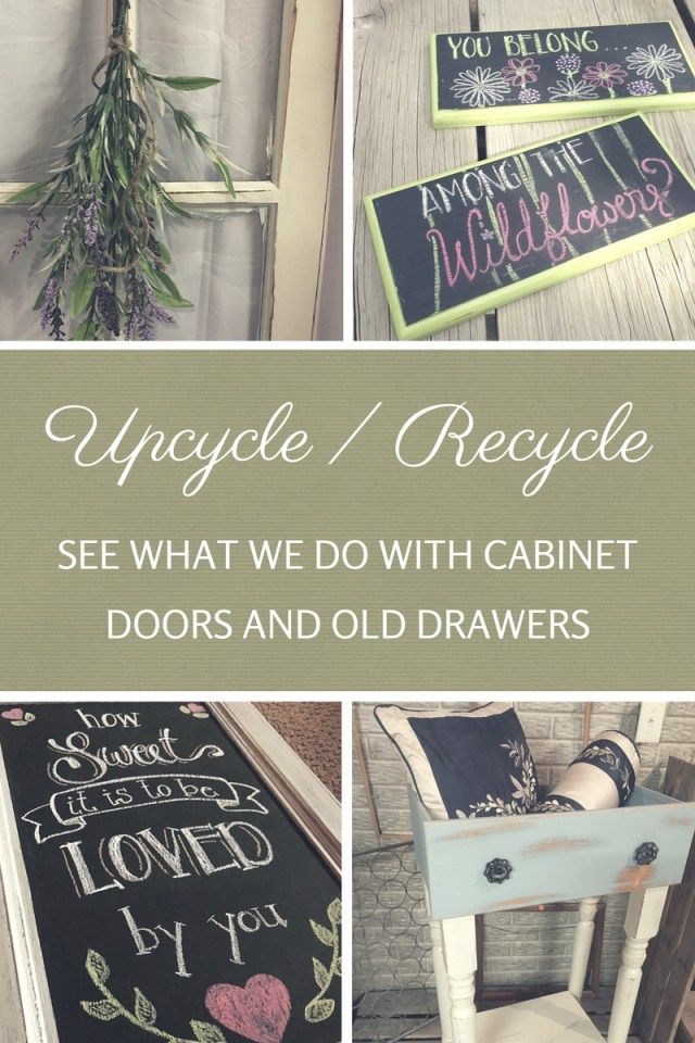 doors drawers reuse