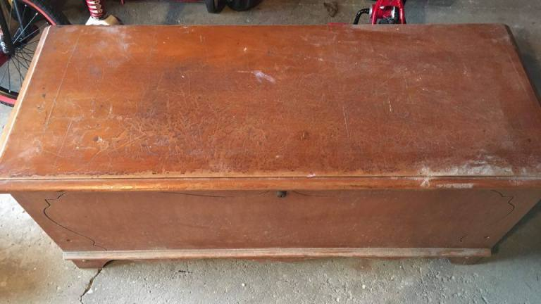 Buying Used Furniture to Paint