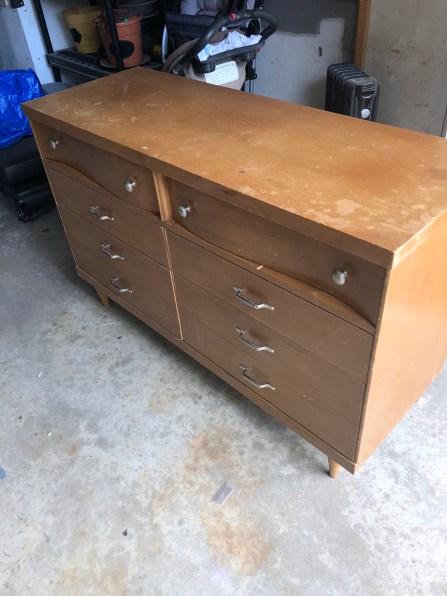 MCM Low dresser