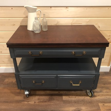 Table / Buffet Makeover