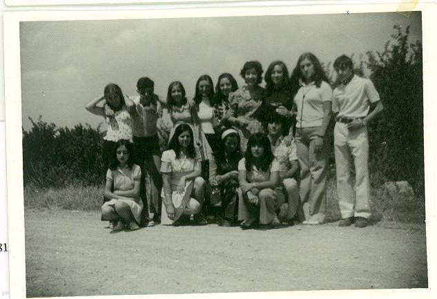 Foto de grupo 1973-2