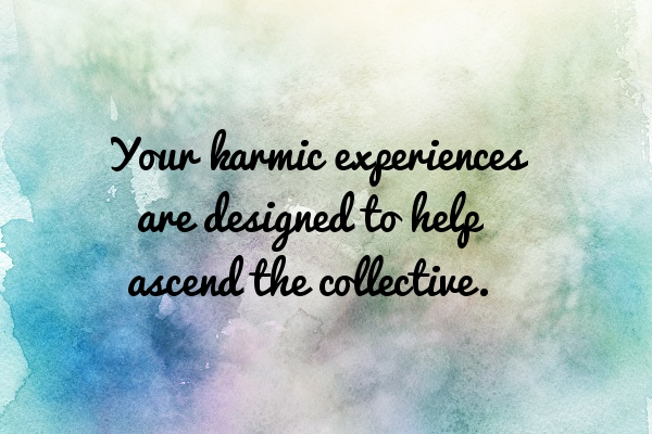 Individual Karmic Experiences - Tara Nikita