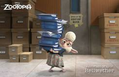 Assistant Mayor Dawn Bellwether
