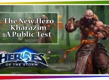 kharazim-hots-new-hero