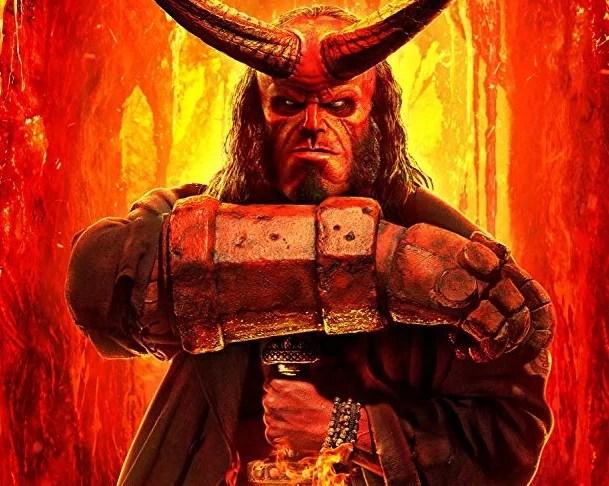 Hellboy 2019 movie