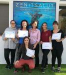 Seminario de matronatación en Girona