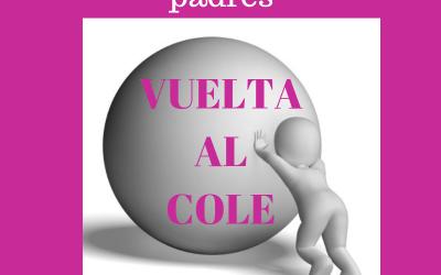 vuelta al cole: un reto para niños y padres