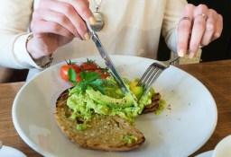 Breakfast at Harrys